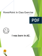 colin powerpoint in class exercise