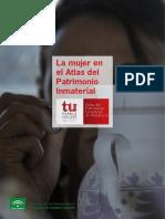 La mujer en el atlas del patrimonio inmaterial de Andalucía