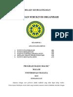 10. Desain Dan Struktur Organisasi