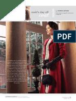 Downton Abbey Coat Multisize