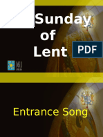 11th Sunday Ordinary Time