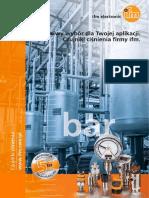 Czujniki ciśnienia firmy ifm (PL)
