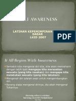 01 - Self Awareness