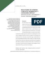 000195.- Bogino Larrambebere, Mercedes y Fernández-Rasines, Paloma - Relecturas de Género. Concepto Normativo y Categoría Crítica