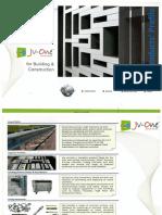 Jv One Catalogue