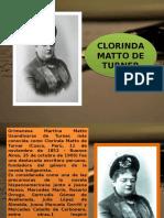 Clorinda Matto de Turner