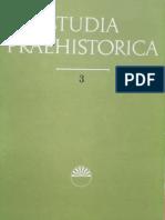 Studia Praehistorica 3, 1980