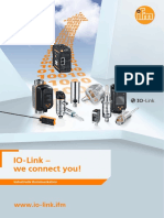 IO-Link – we connect you! (DE)