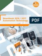 Newsbook 2016 / 2017 Automation Technology (CN)