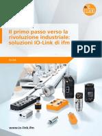 Il primo passo verso la rivoluzione industriale: soluzioni IO-Link di ifm