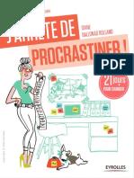 J'arrête de procrastiner - 21 jours pour arrêter de tout remettre au lendemain.pdf