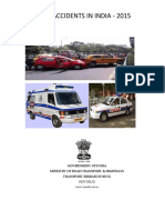 Road Accidents in India - 2015