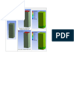Modèle 3D 2D Pression Effort