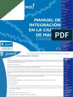 Manual Integracion en La Ciudad de Madrid Micm2016