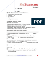 Armand Worksheet