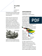 Guerra Fria en Latino Americ1