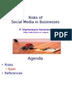 Risks of Social media in Businesses.pptx