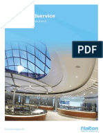 Halton _ Ventilated Ceiling (Catalog)
