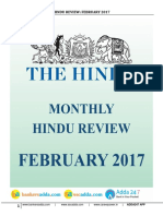 Hindu Review February (English)