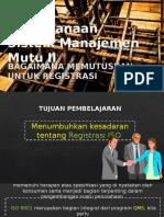 Bagaimana Memutuskan Untuk Registrasi Politeknik Negeri Kupang