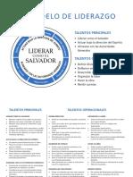 Liderar Como El Salvador