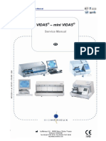 VIDAS and miniVIDAS Service Manual