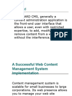 Hows Content Management System Best for Learning