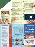 KAMI Sushi 29-04-10