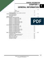 2011-12 Ranger 800 XP HD 6X6 Service Manual