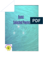 Rumi Selected Poems