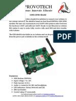 Gsm Shield Documentation
