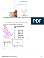 Basics of Engineering Drawing