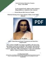 Maha Shivaratri Energy Transmission and Empowerment (2)