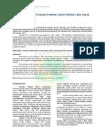 Penatalaksanaan Trauma Tembus Leher Akibat Luka Sayat.pdf
