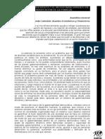 AG2 El rol del micro crédito y el micro financiamiento en la erradicación de la pobreza