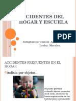 Accidentes Del Hogar y Escuela