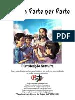 Quadrinhos Missa Para Crianças