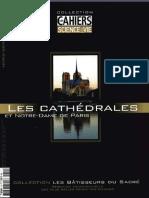 les cathédrales et Notre-Dame de Paris