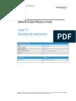 ANA-010_Panelfisa_Issue 77 Decalaje de Fabricacion
