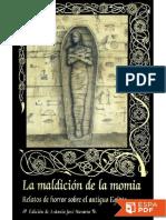 La Maldicion de La Momia. Relat - AA. VV_ (2)