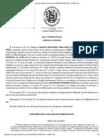 """TSJ asumirá competencias de la Asamblea Nacional por su """"desacato"""""""