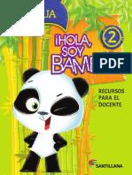 Bambu 2 Lengua Docente