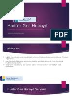 Hunter Gee Holroyd