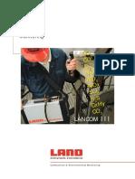 Lancom3 Gas Analyzer
