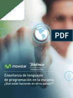Documento enseñanza programacion