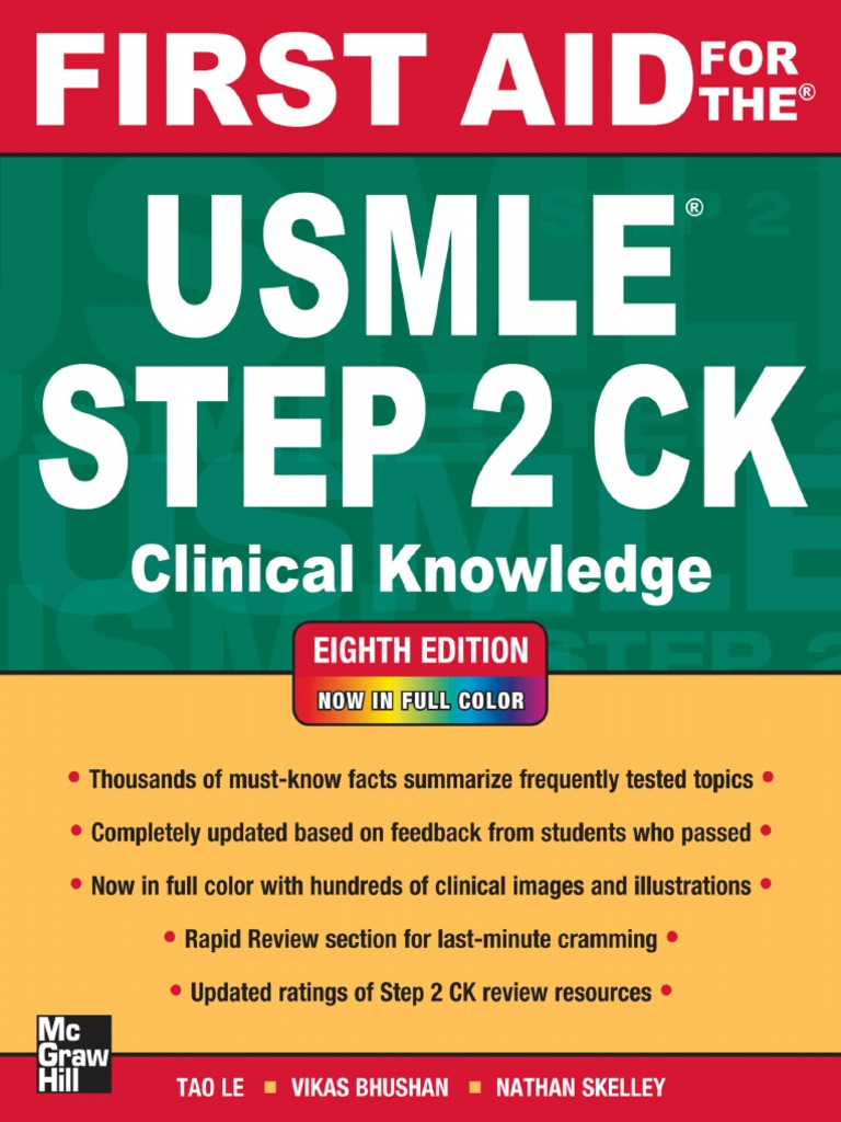 Usmle4youspot first aid for the usmle step 2 ck 8e usmle4youspot first aid for the usmle step 2 ck 8e mcgraw hill medical 2012pdf united states medical licensing examination test fandeluxe Choice Image