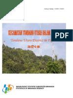 Kecamatan Tondano Utara Dalam Angka 2016
