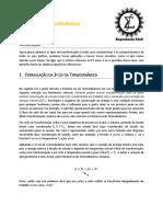 Apostila 5.0 - Segunda Lei Da Termodinamica