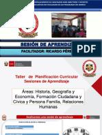 Sesión de Aprendizaje Ugel-q 2017