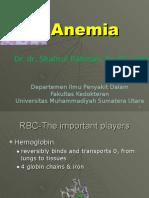 Anemia I